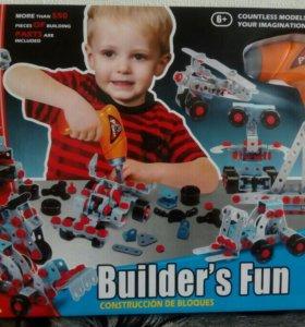 Конструктор для мальчика