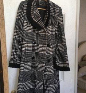 Пальто для элегантной дамы, модное, экстра