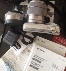 Sony NEX-C3:
