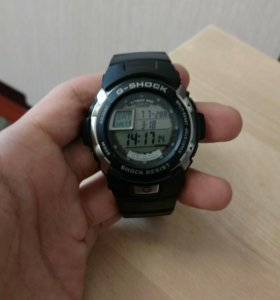 Часы Casio G7700-1er