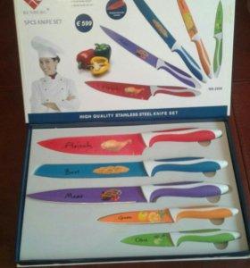 Набор ножей 5 шт