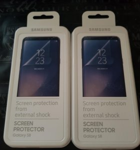 Пленка Samsung Galaxy S8