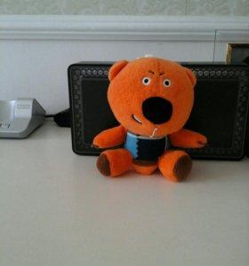 Мягкая игрушка Кеша из ми-ми мишки.
