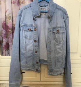 Джинсовая куртка от Colin's