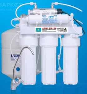 Продам систему по очистке воды
