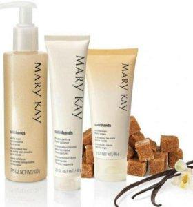 Набор для рук Sating hand ванильный сахар Mary Kay
