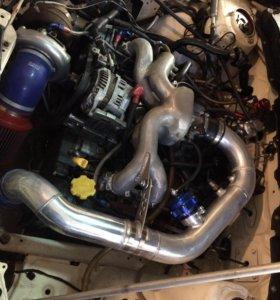 Двигатель Subaru Impreza STI GRB/GRF EJ257 600+