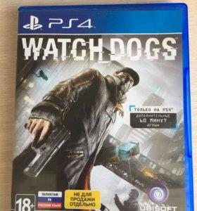 Игра WATCH_DOGS