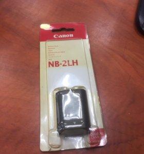 Аккумулятор Canon NB-2LH