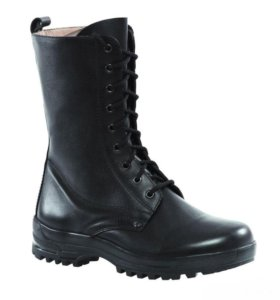 Ботинки армейские офицерские кожа Фарадей Мод.246