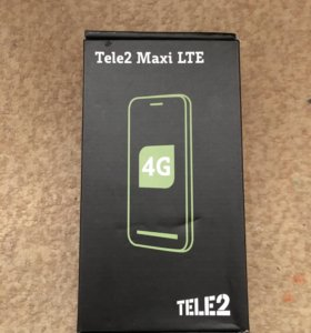 Телефон Теле-2 Maxi LTE