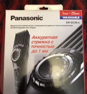 Машинка для стрижки Panasonic ER-GC50-k