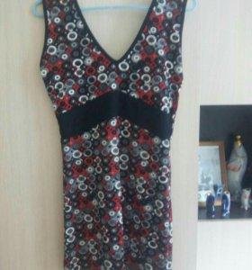 Платья-туники летние