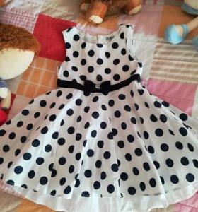 Платье для вашей принцессы в идеальном состоянии