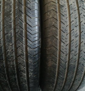 215 60 16 Michelin x ´Radial-пара шин б у