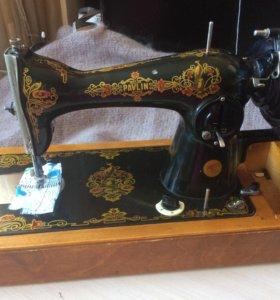 Швейная машинка pavlin