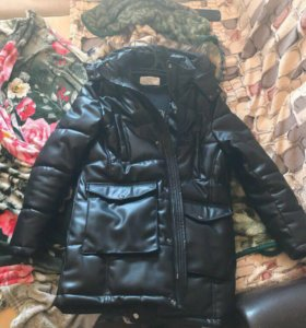 Мужская зимняя куртка Zara
