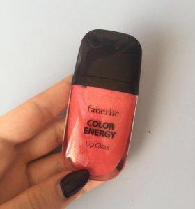 Блеск для губ faberlic