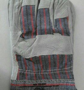 """Перчатки спилковые """"Ангара"""""""