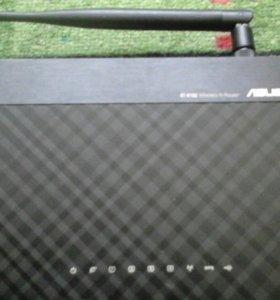 Роутер Asus rt-n10u с поддержкой 3G 4G модемов.