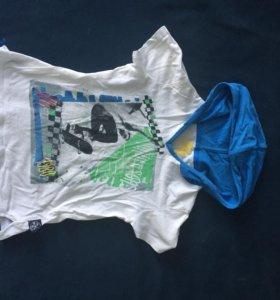6 футболок за 500 рубФутболки на мальчиков 6-8 лет