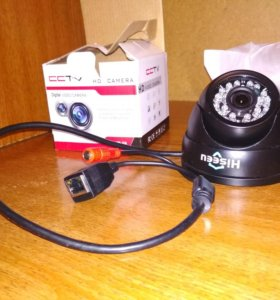 Купольные IP-камеры HD