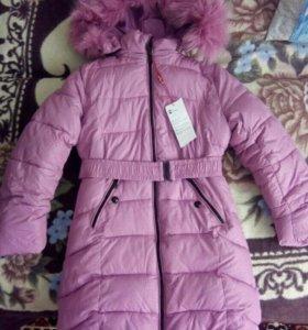 Продам новую зимнию куртку