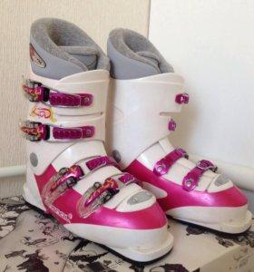 Ботинки Rossignol горные лыжи детские
