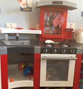 Детская кухня mini Tefal Smoby