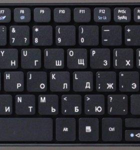 Клавиатура для ноутбука Acer 5810T, 5410T, 5820TG