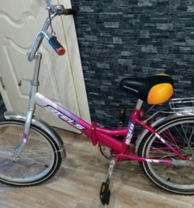 Велосипед STELS Pilot 310 (розовый)