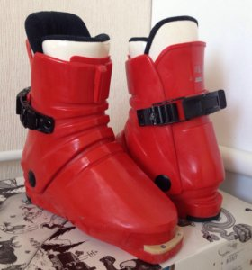 Ботинки Salvo горные лыжи детские