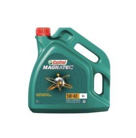 Масло 10W40 Castrol Magnatec B4 Disel полусинт 4L