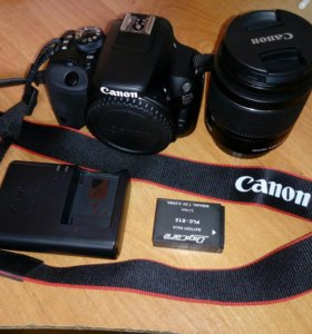 Canon EOS 100D Kit 18-55 III Black Зеркалка