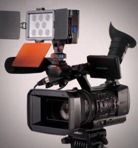 Фото и видеосъёмка в разных стилях и жанрах