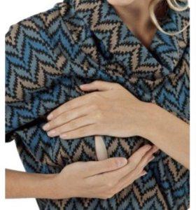 Новый джемпер для беременных и кормящих