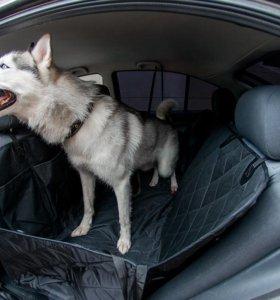 Подстилка в машину для  собак Voopet