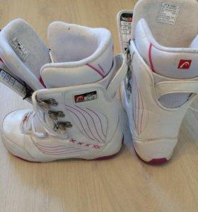 Сноубордические ботинки head 39 размер