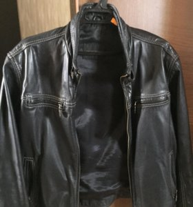 Куртка -натуральная кожа