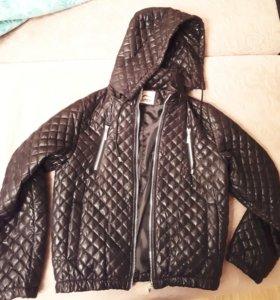 Ветровка женская Куртка весенняя новая 42-44
