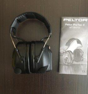 Наушники активные Peltor Pro Tac II