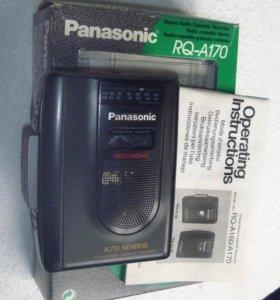 Кассетный плеер Panasonic RQ-A170