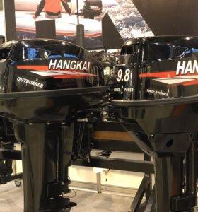 Лодочный мотор Ханкай