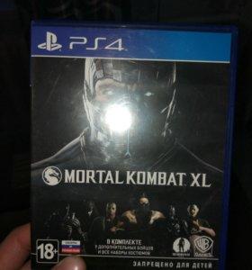 Ps4 mortal combat xl