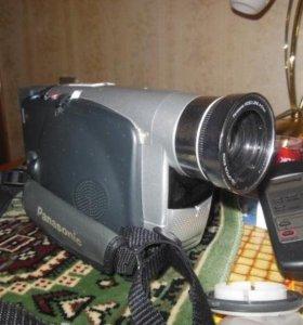 Видеокамера Panasonic NV-VZ18GC/GCS