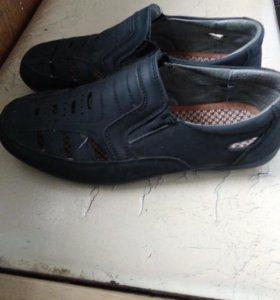 Туфли отличные почти не носили маломерки