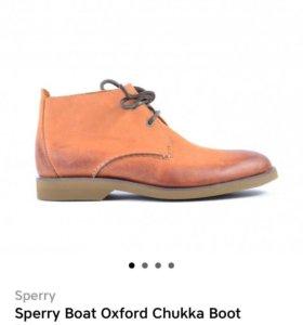 Ботинки Sperry Boat Oxford Chukka Boot