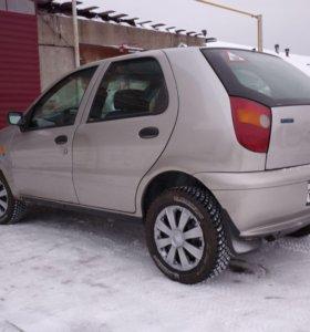 Fiat Palio, 2001