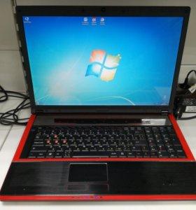 Ноутбук MSI i3/3/250