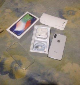 iPhone X 64gb КОПИЯ СРОЧНО